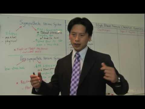HBP 008- How smoking causes High Blood Pressure