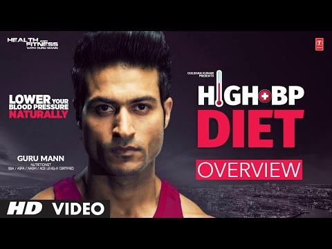 ???? HIGH BP DIET ???? | PROGRAM OVERVIEW | Design & Created by Guru Mann