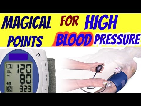 sujok therapy for high blood pressure/acupressure points for high blood pressure in hindi